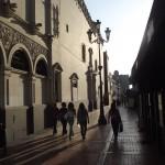 Lima shadows