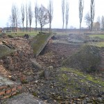 Gas chamber two ruins