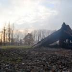 Gas chamber ruins