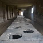 The latrines