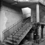 Stairs used in Schindler's list