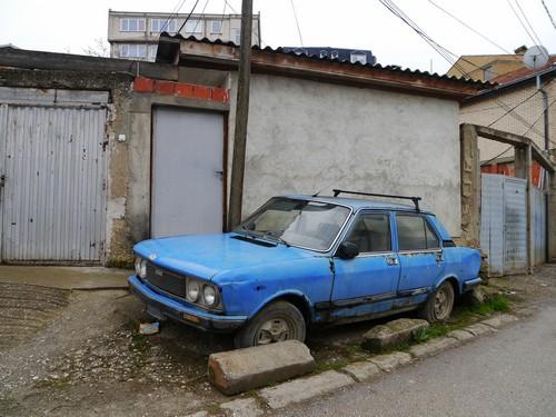 Pristina side streets