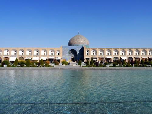 The Lotfollah Mosque