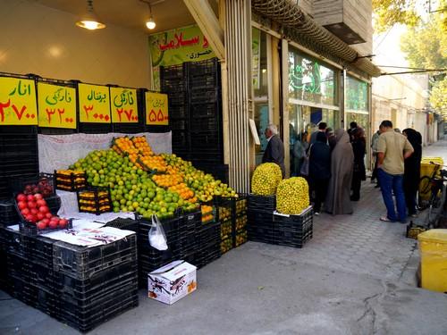 Armageddon!  Panic buying fresh lime juice