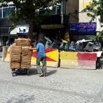 Near the grand bazaar
