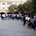 The Tehran stock market