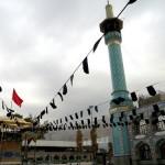 The Imamzadeh Saleh mosque, Tajrish