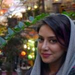 The beautiful Hanieh