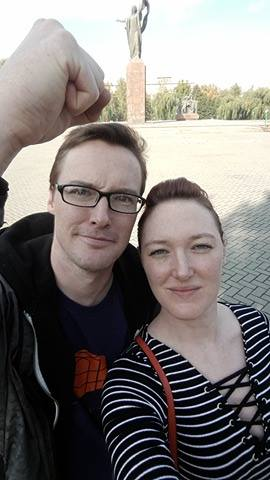 Twins in town - exploring Bishkek with the sibling