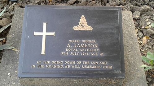 Allan Jameson - rest in peace great uncle