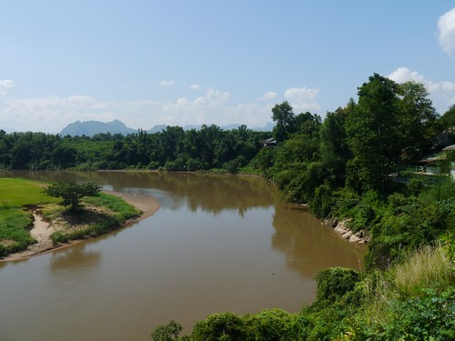 The river Kwai - I will return to the bridge another time