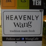 I wonder if they know what a wang is in the UK?