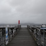 The pier at Luss, Loch Lomond.