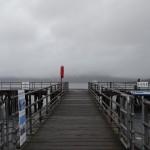 The pier at Luss, Loch Lomond.