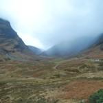 Glencoe and Rannoch Moor.