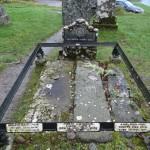 Rob Roy's grave.