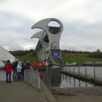 My first visit to the Falkirk wheel. Actually really interesting.