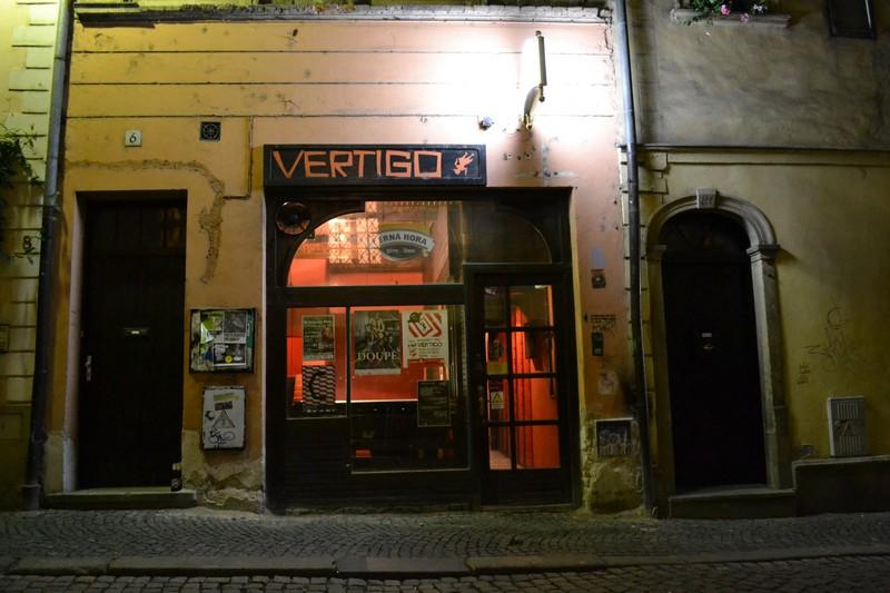 The Vertigo Bar in Olomouc