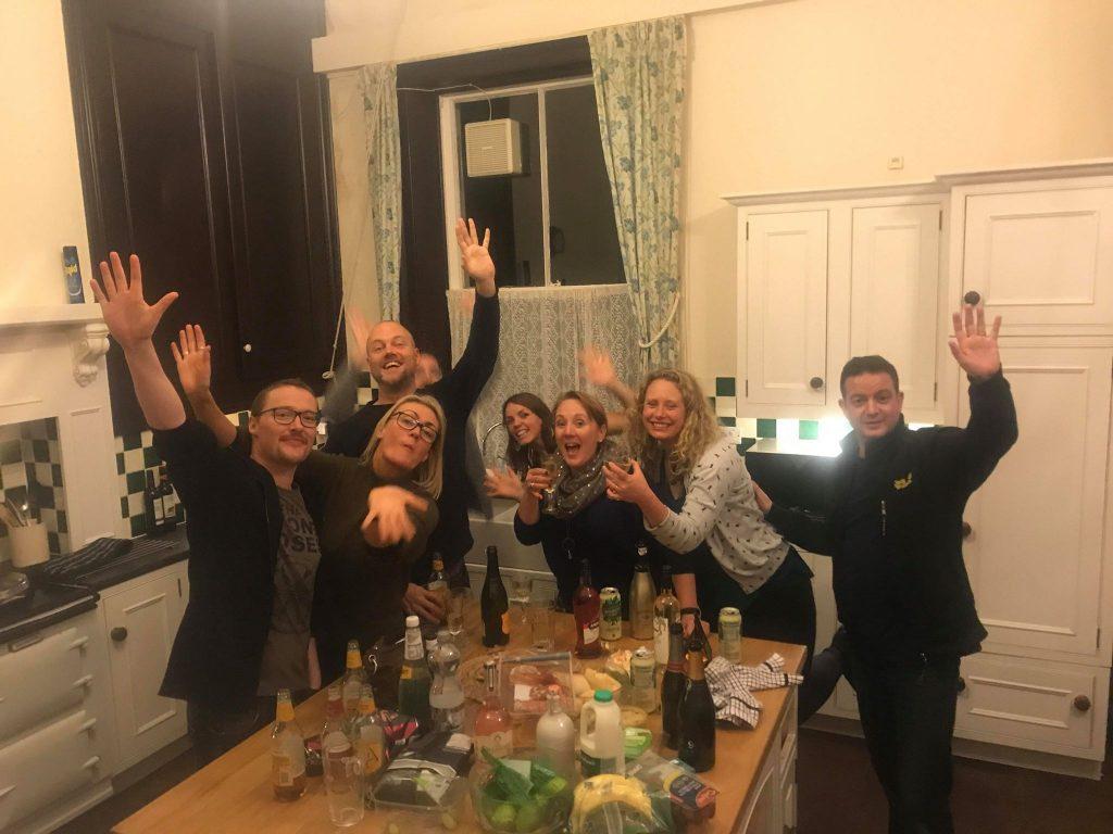 Messy RSAMD reunion